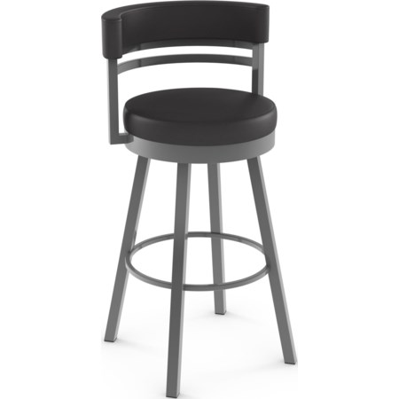 "26"" Counter Height Ronny Swivel Stool"
