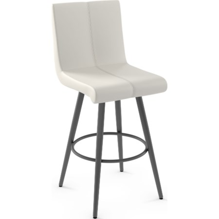 "26"" Regent Swivel Stool"