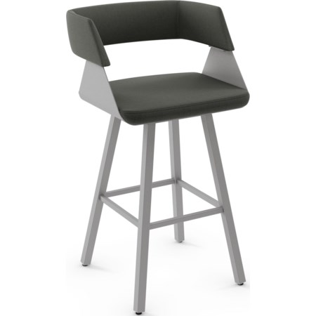 "26"" Stacy Swivel Counter Stool"