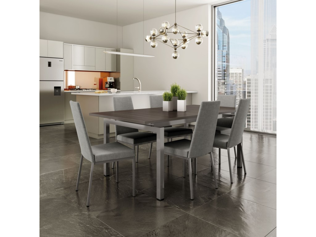 Amisco UrbanZoom Extendable Table Set