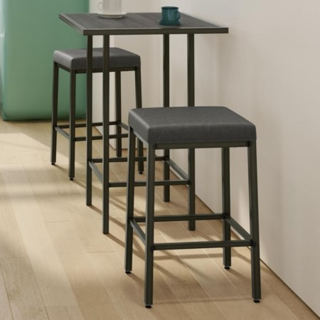 3-Piece Aden Counter Height Pub Table Set