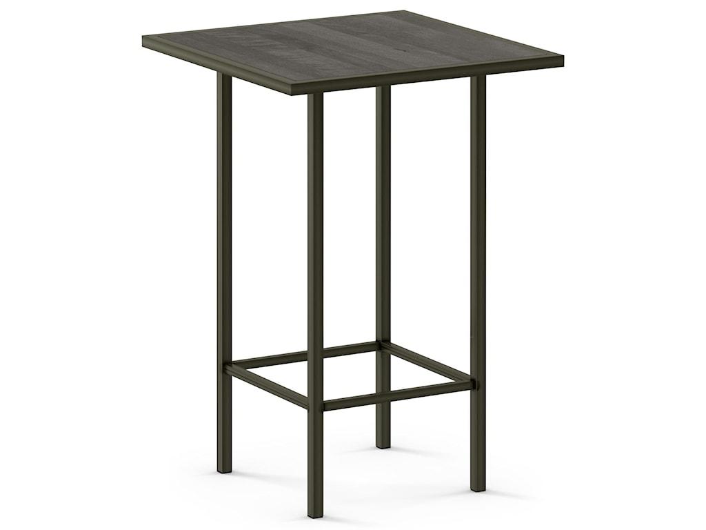 Amisco Urban3-Piece Aden Counter Height Pub Table Set