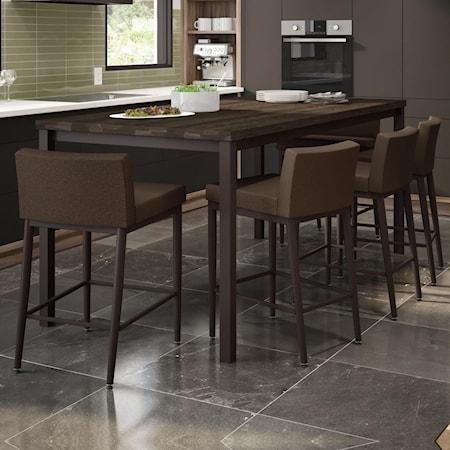 Nicholson Counter Table Set
