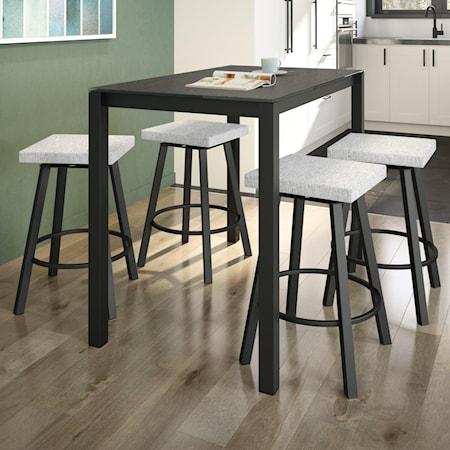 5-Piece Harrison Counter Table Set