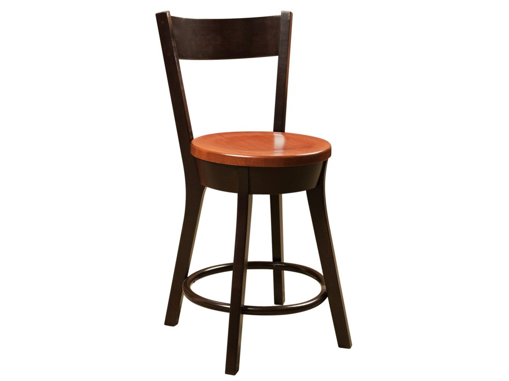 Amish Impressions by Fusion Designs Bar ChairsCape Cod Bar Chair