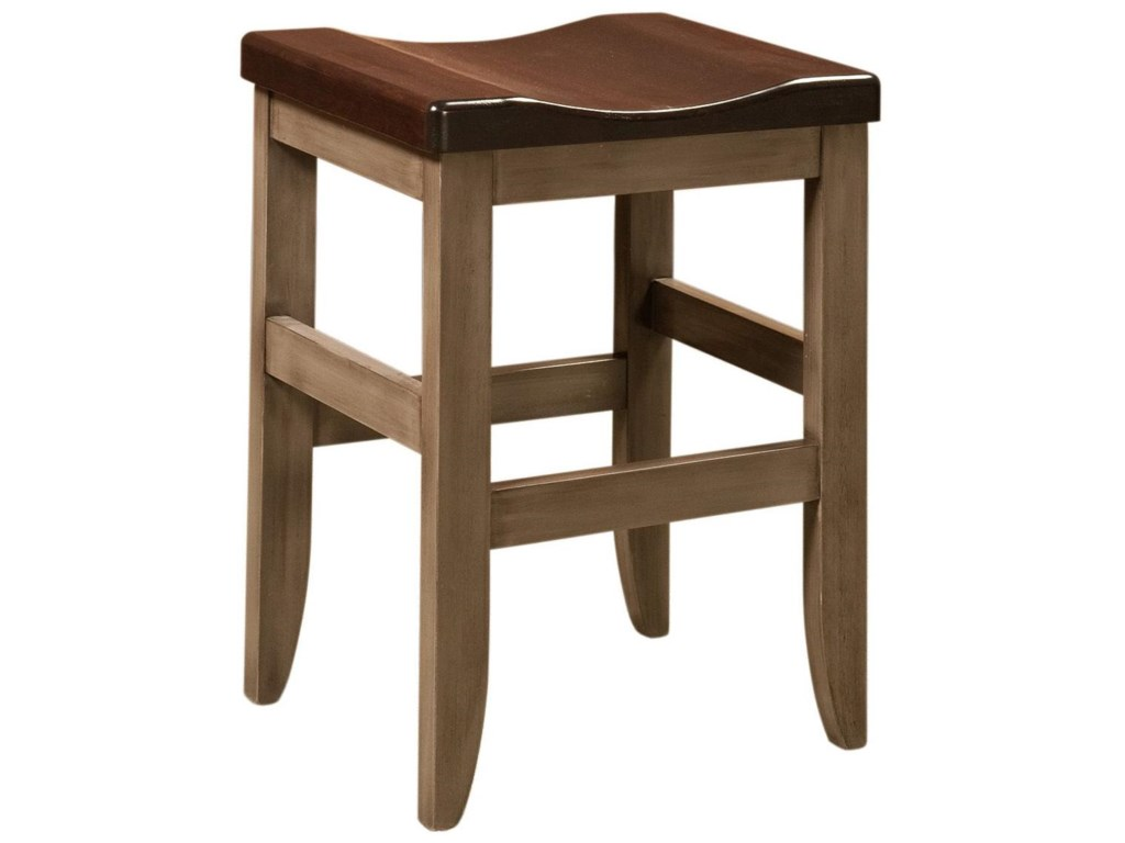 Amish Impressions by Fusion Designs Bar ChairsClaremont Bar Chair