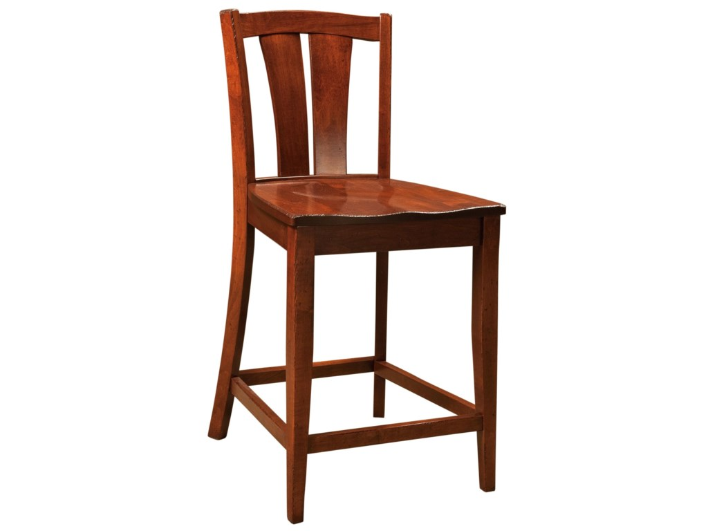 Amish Impressions by Fusion Designs Bar ChairsSedona Bar Chair