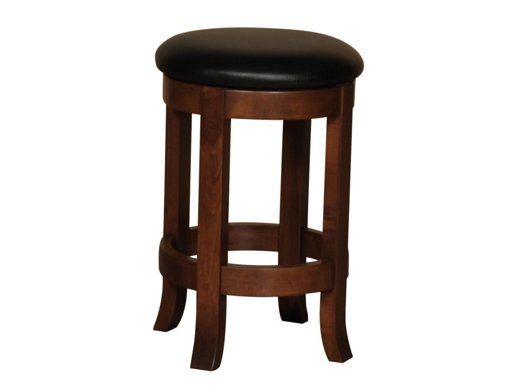 Amish Impressions by Fusion Designs Bar ChairsTrilogy Bar Chair