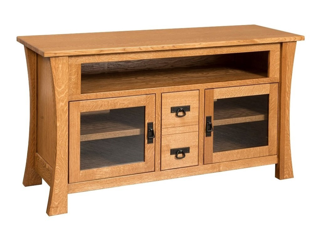 Amish Impressions by Fusion Designs BrighamBrigham Medium TV Cabinet