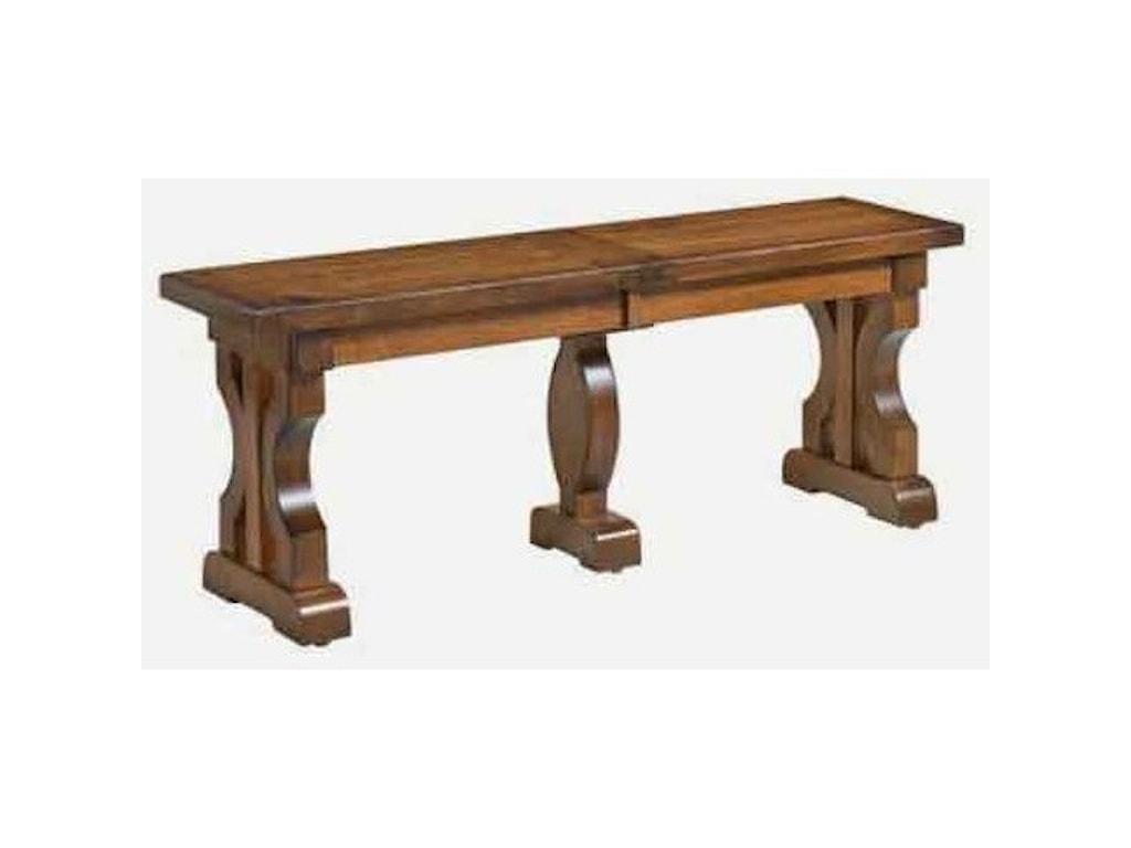Morris Home CaspianExpandable Bench