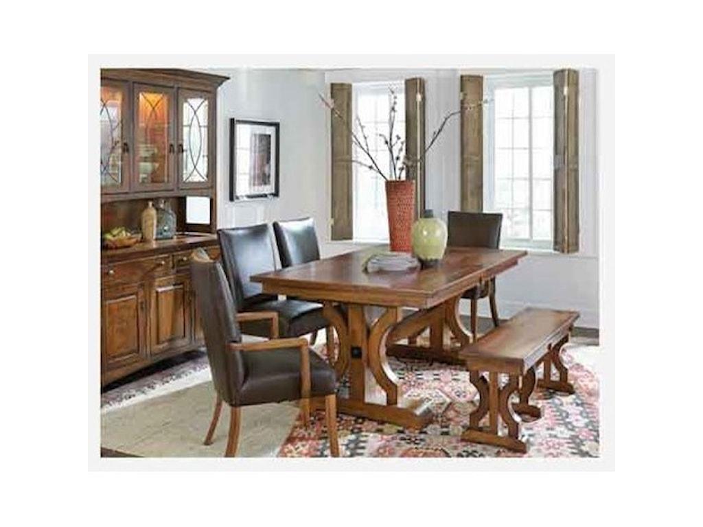 Morris Home CaspianSide Chair - Fabric