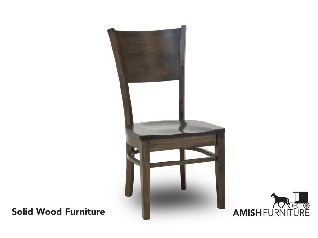 Amish Impressions by Fusion Designs CaspianDining Side Chair