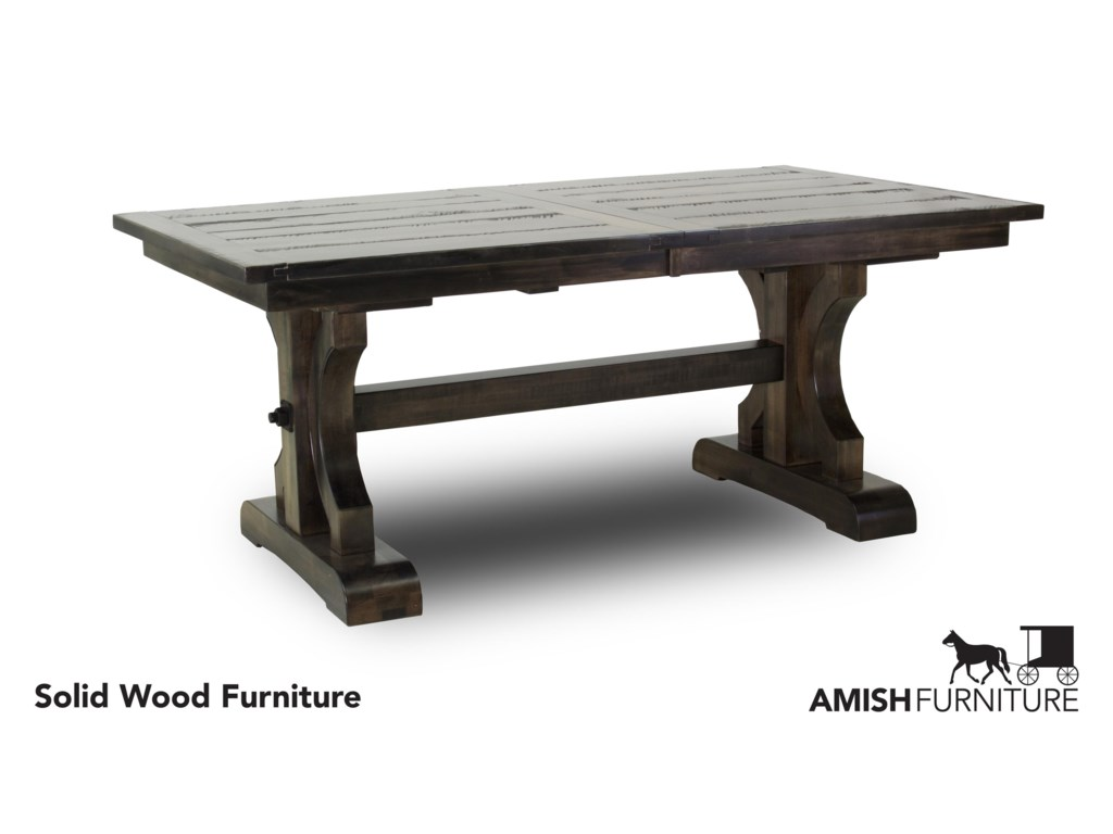 Amish Impressions by Fusion Designs CaspianDining Table