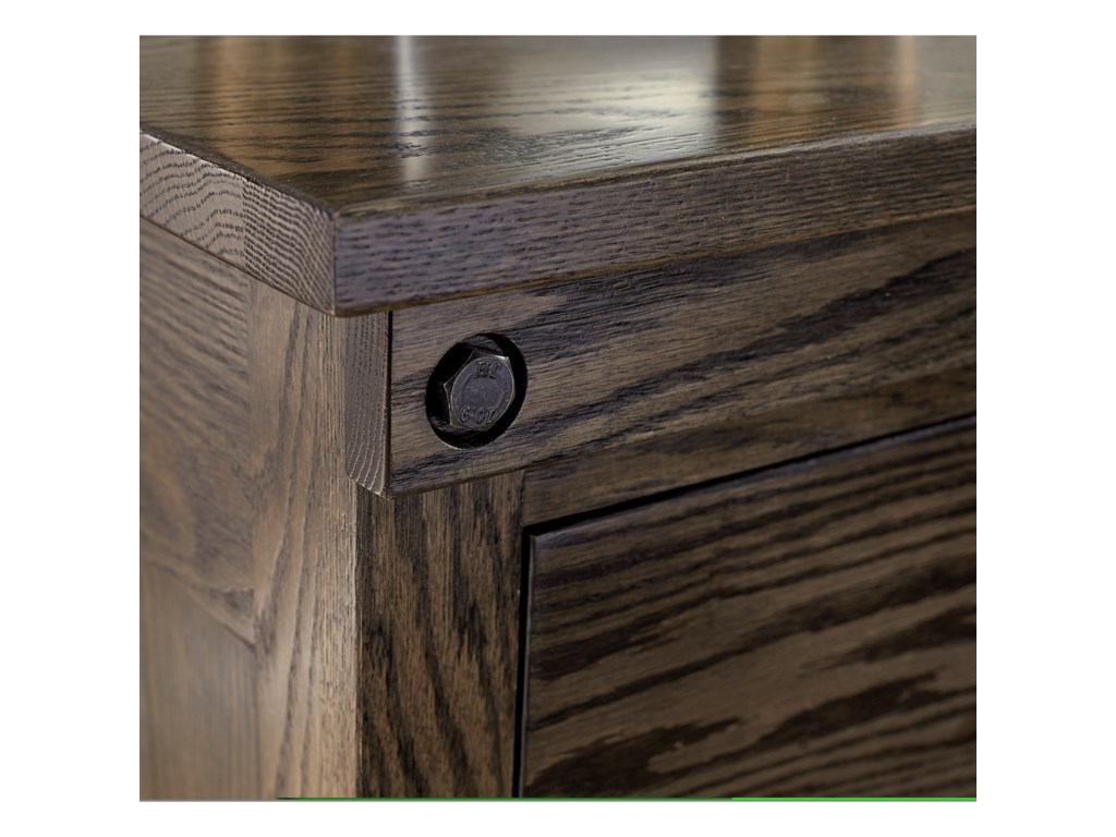 Amish Impressions by Fusion Designs Cedar LakesChest of Drawers