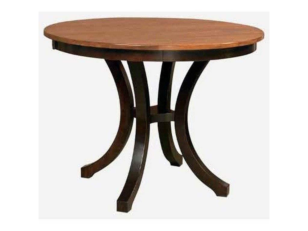 Amish Impressions by Fusion Designs CharlestonTable