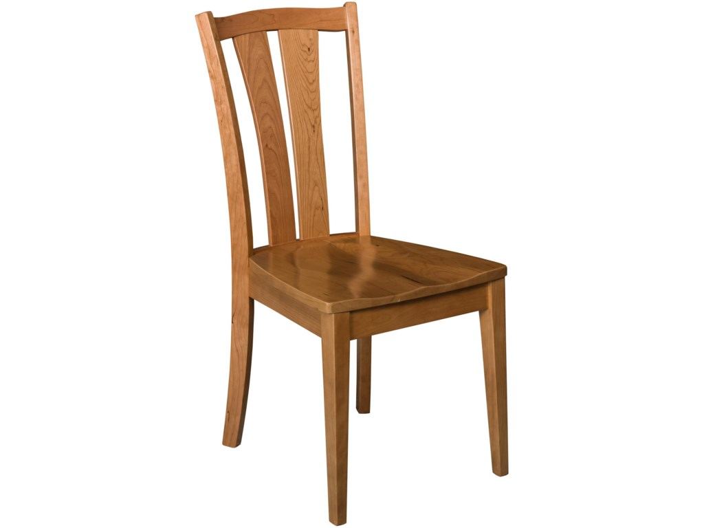 Amish Impressions by Fusion Designs CharlestonSedona Side Chair