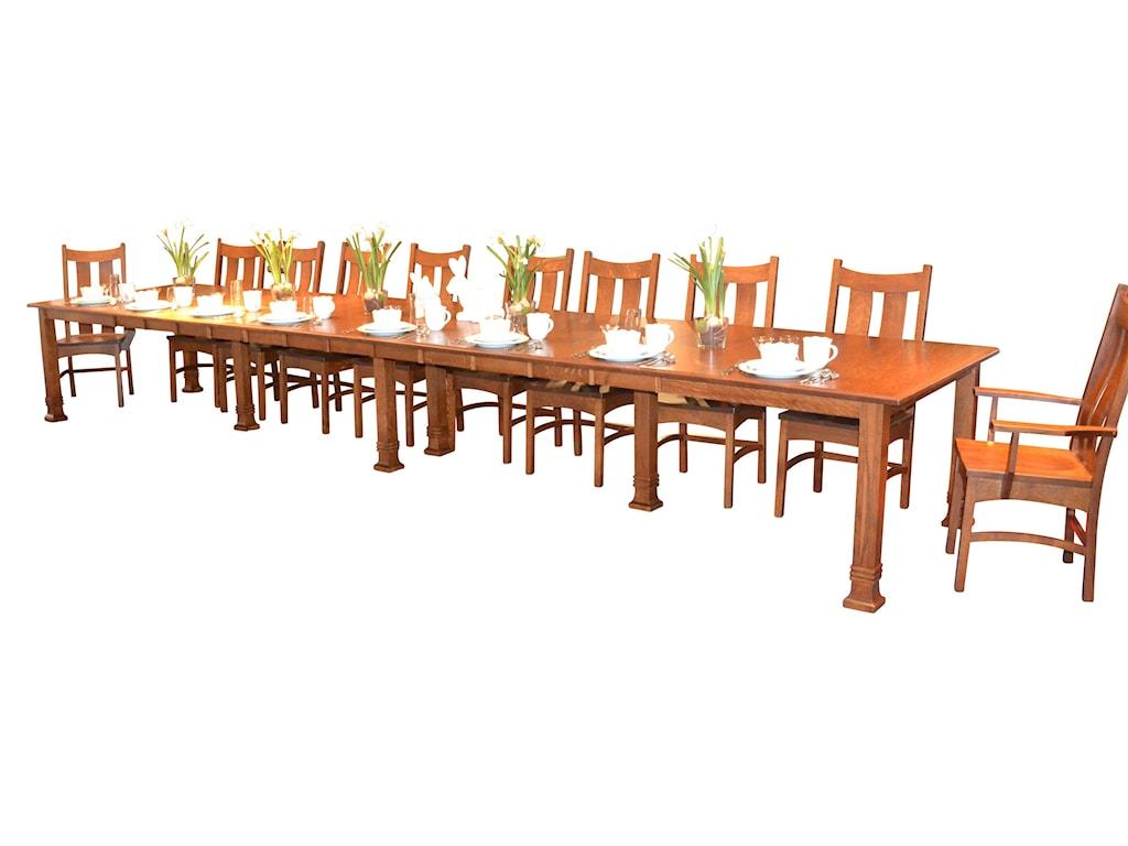 Morris Home ClassicArm Chair