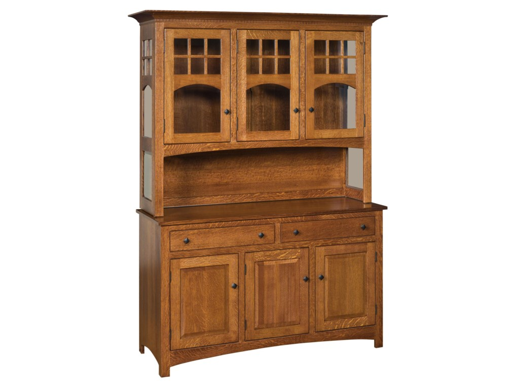 Morris Home ClassicBuffet and Hutch
