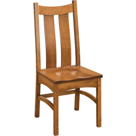 Franklin Amish Side Chair