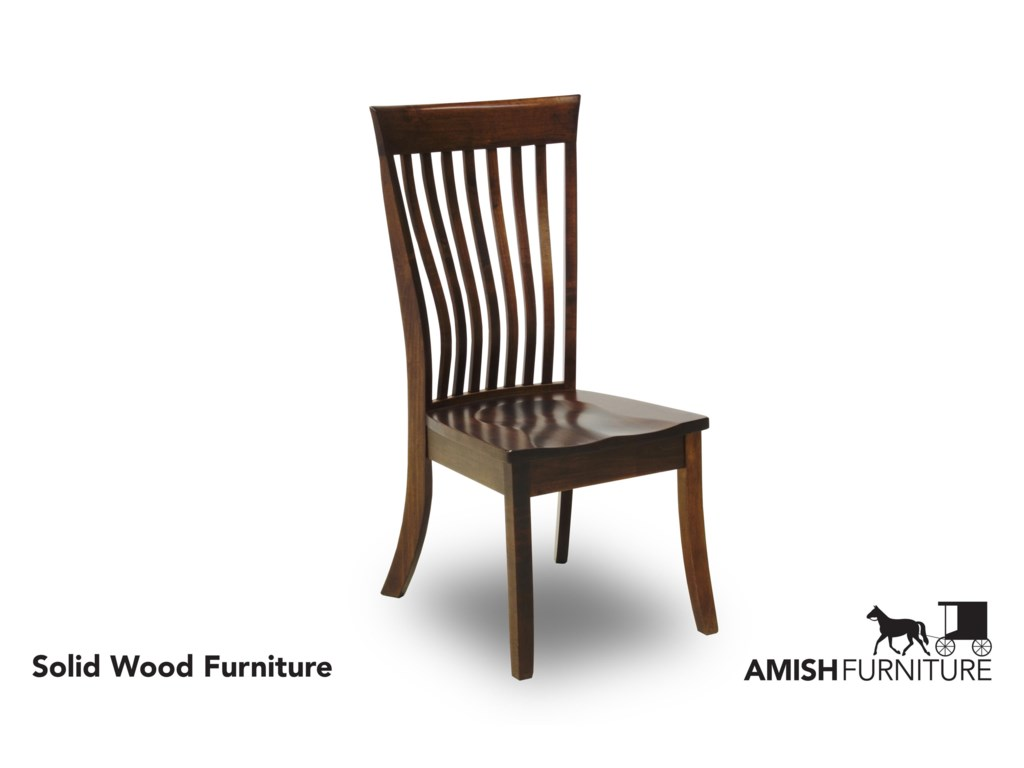 Amish Impressions by Fusion Designs ClassicDining Side Chair