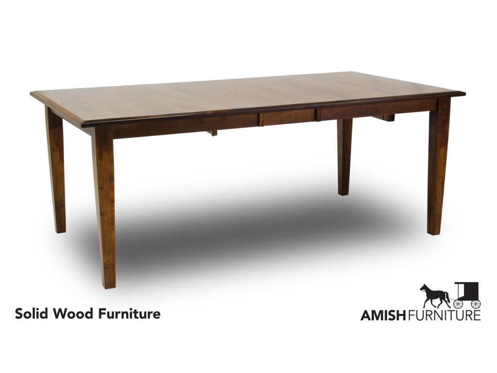 Amish Impressions by Fusion Designs ClassicDining Table