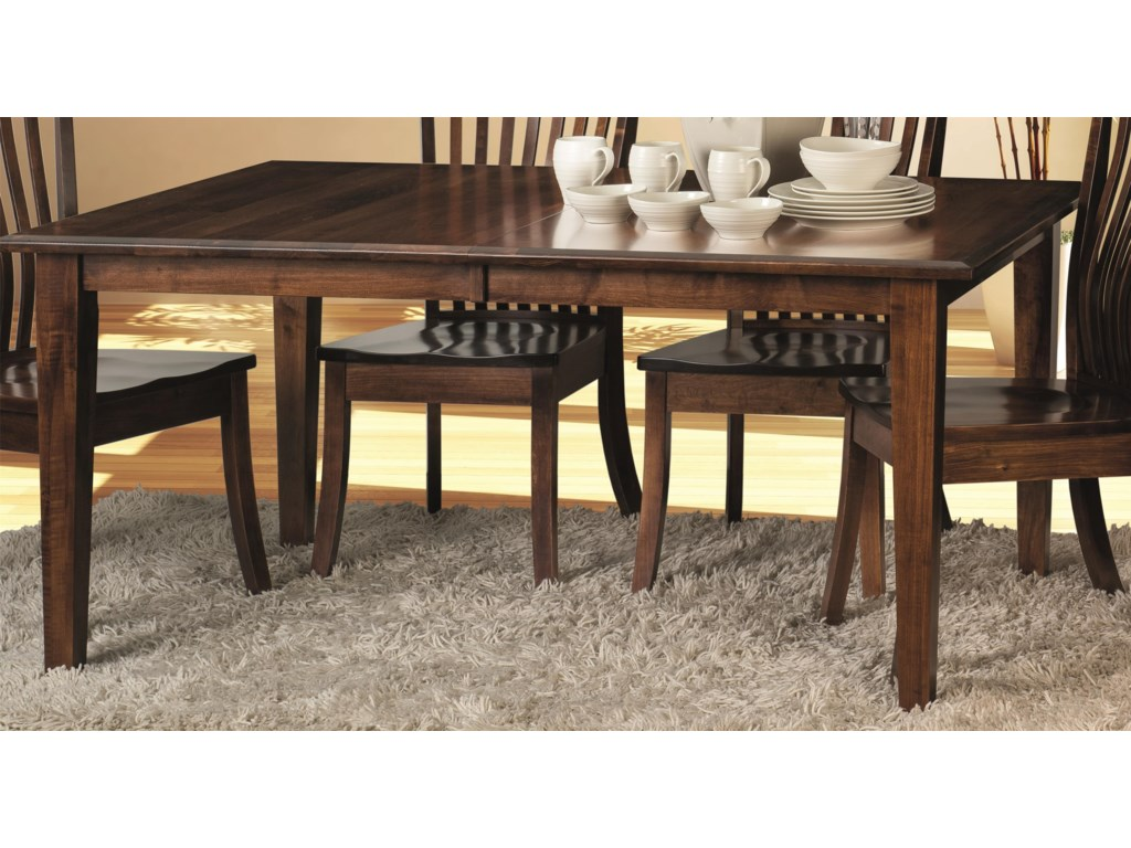 Classic Classic Dining Table Top & Base