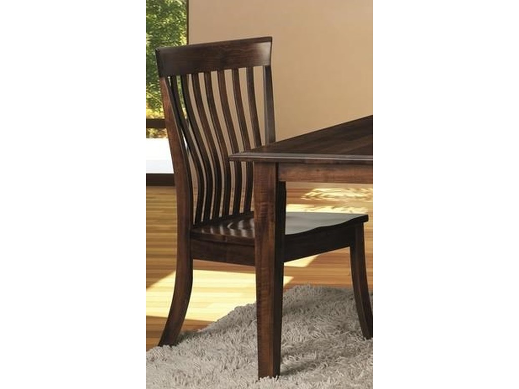 Morris Home ClassicSide Chair