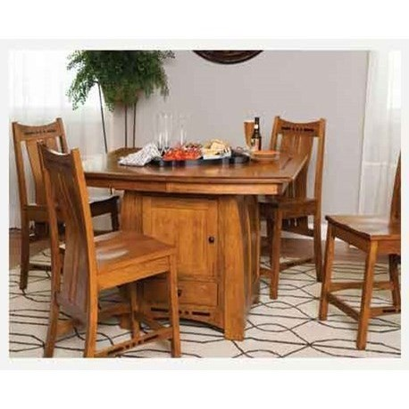 Amish Impressions by Fusion Designs HayworthBar Chair