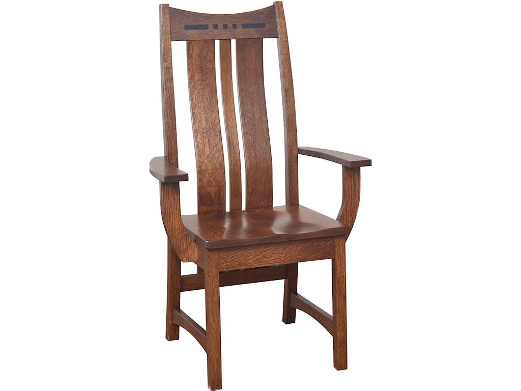Indiana Amish OwenArm Chair