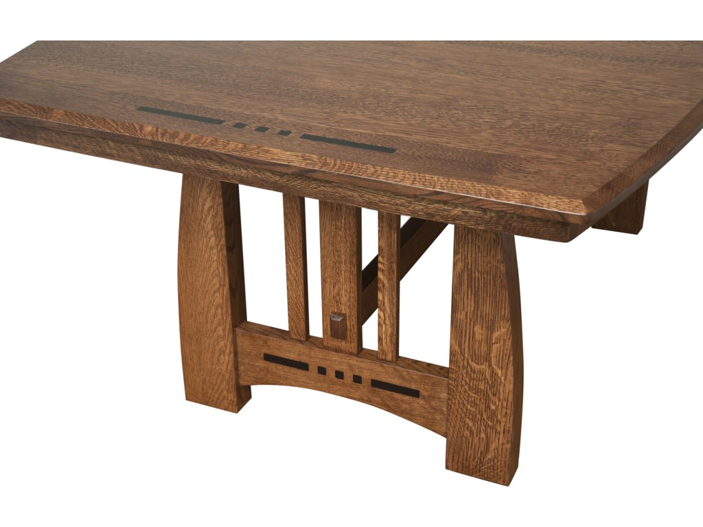 Amish Impressions by Fusion Designs HayworthDining Table