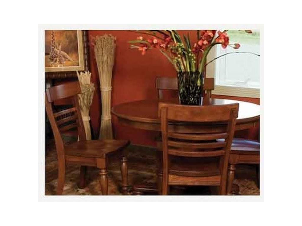 Morris Home KinkadeSide Chair