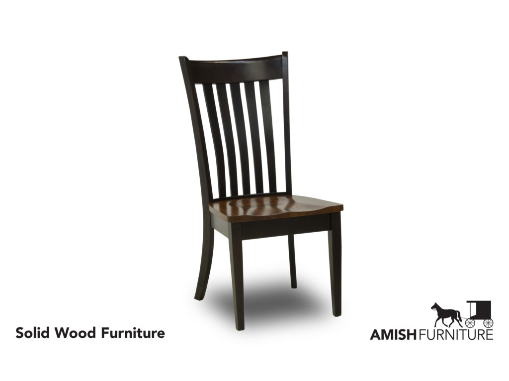 Amish Impressions by Fusion Designs SavannahDining Side Chair