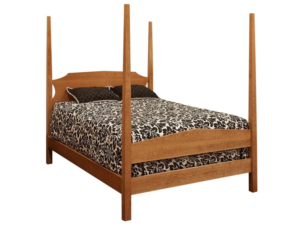 Morris Home Santa FeKing Poster Bed