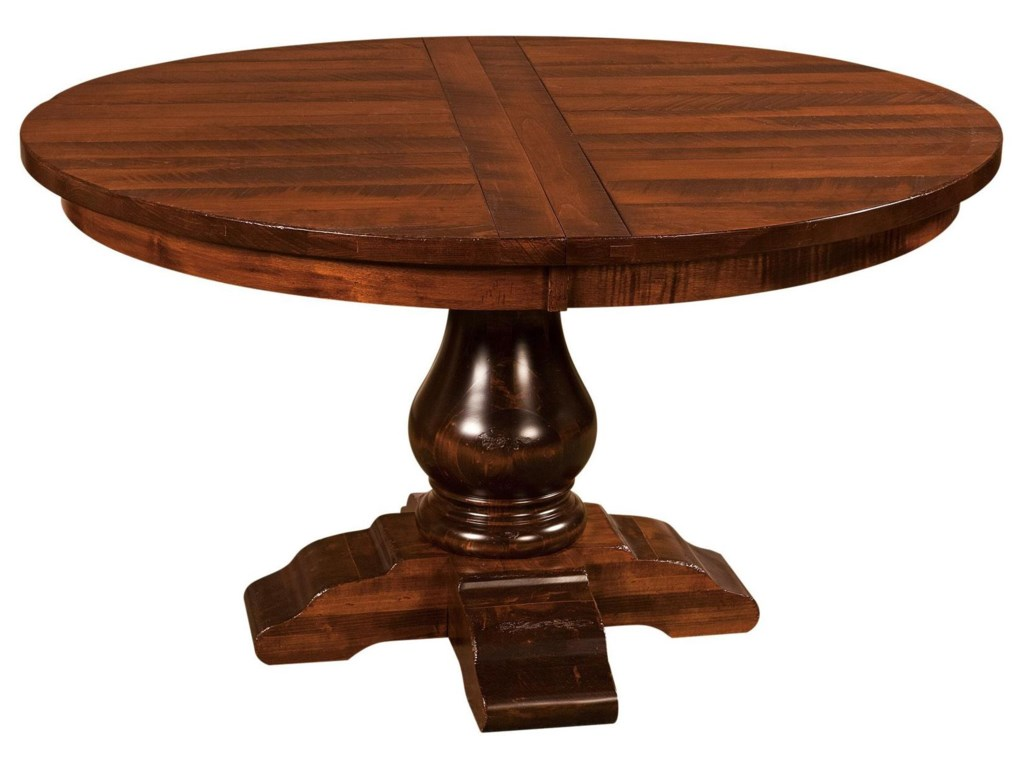 54 Round Dining Table Morris Home Wellington54