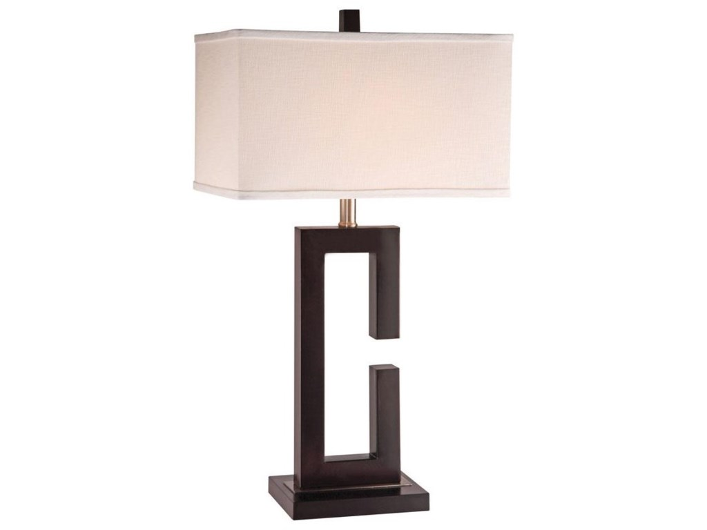 Anthony of California LampsMetal Table Lamp