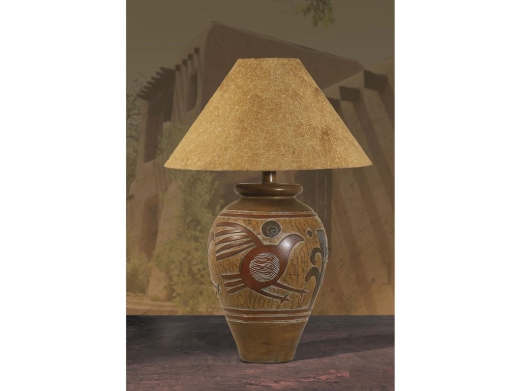 Anthony of California LampsTable Lamp
