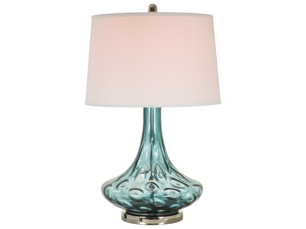 Anthony of California LampsGlass Lamp