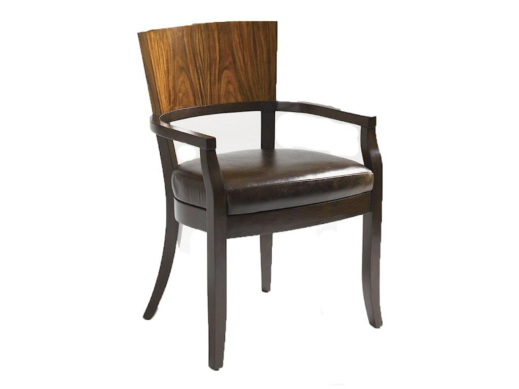 Aquarius AquariusAllure Arm Chair