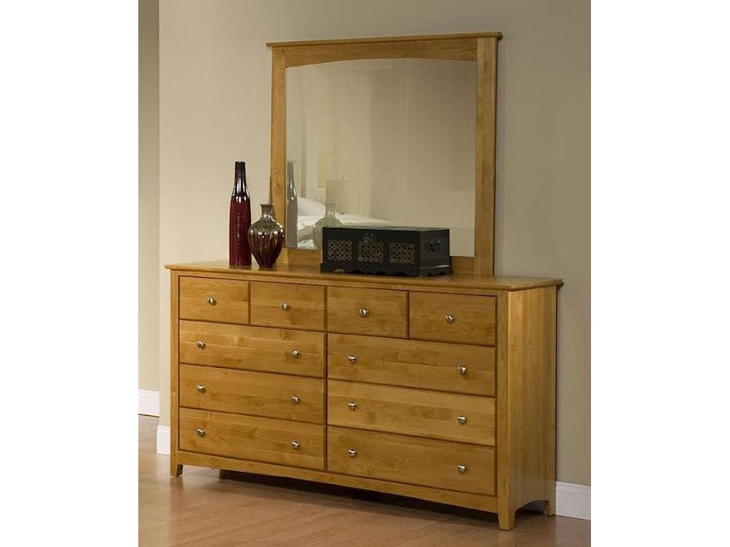 Archbold Furniture Custom AmishMirror