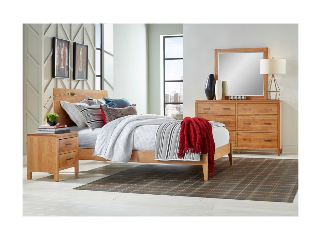 Archbold Furniture 2 WestBedroom Group