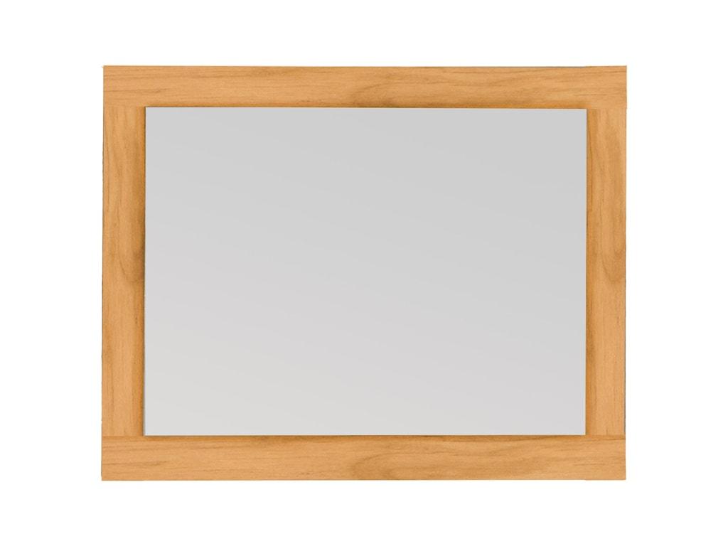 Archbold Furniture 2 WestDresser Mirror
