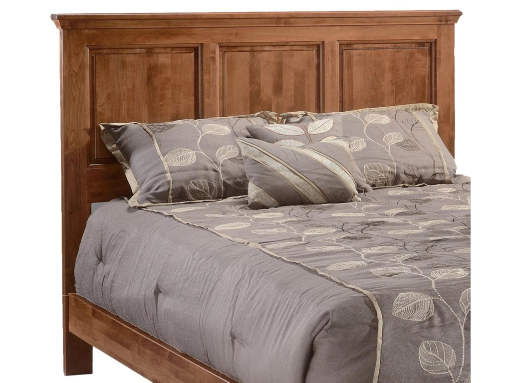 Archbold Furniture HeritageTwin Panel Headboard Only
