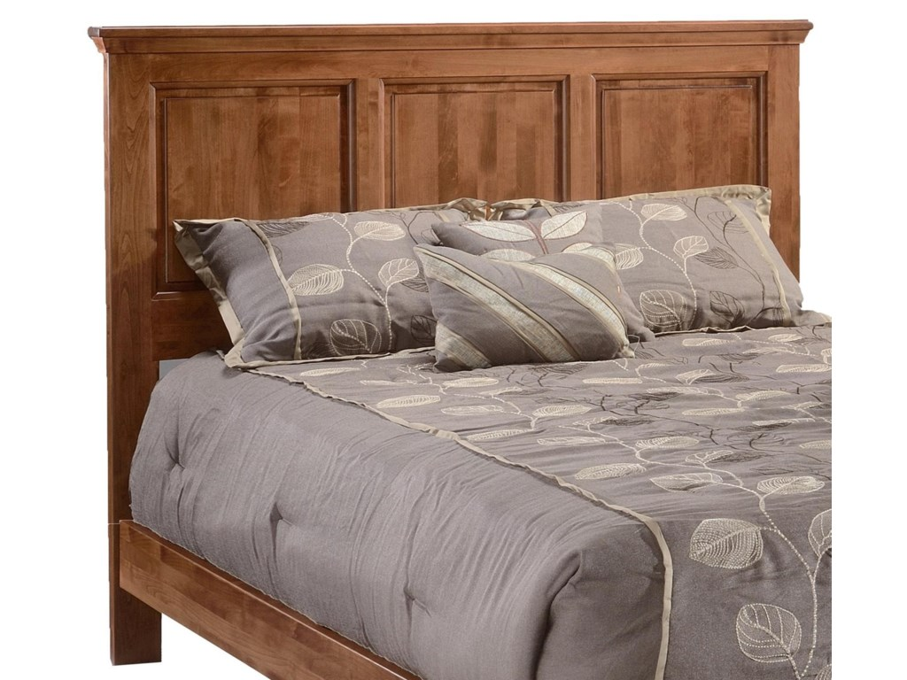 Archbold Furniture HeritageFull Panel Headboard Only