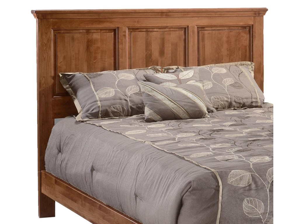 Archbold Furniture HeritageQueen Panel Headboard Only