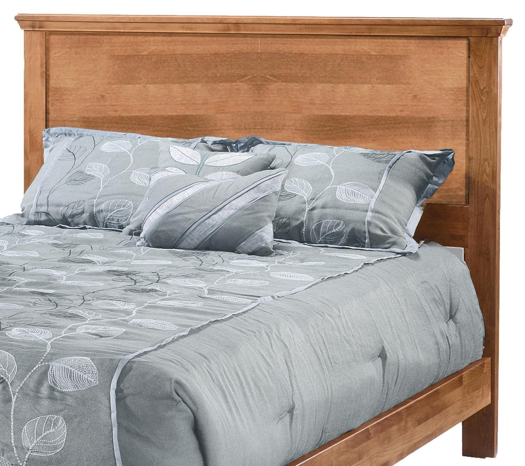 King Plank Headboard Only