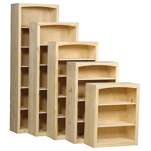 Archbold Furniture Alder Home Office 36