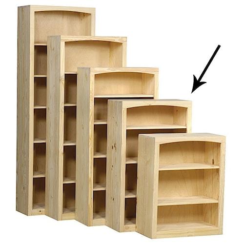 Archbold Furniture Alder Home Office 48