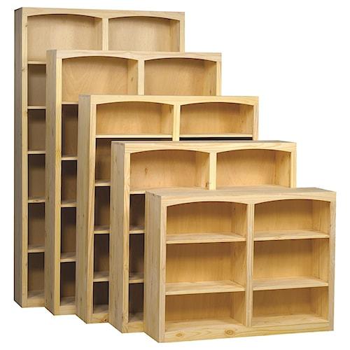 Archbold Furniture Alder Home Office Solid Wood 36