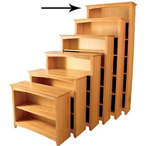 Archbold Furniture Alder Home Office 84
