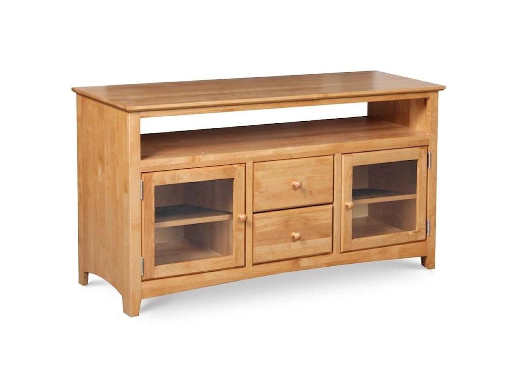 Archbold Furniture Alder Shaker54